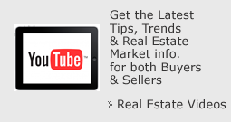 Watch Our Real Estate Videos and Video Town Tours. Get the Latest Tips, Trends & Market Info for both Buyers & Sellers